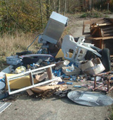 The issues - fly tipping